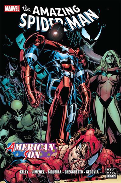 The Amazing Spider-Man  Sayı 10 - American Son.pdf