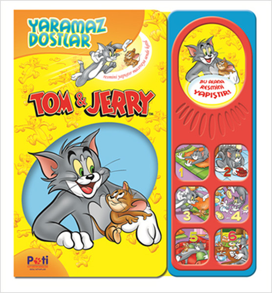 Tom ve Jerry - Yaramaz Dostlar.pdf