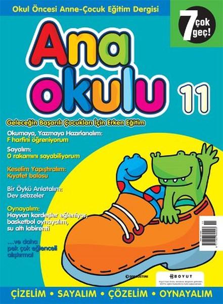 Anaokulu Sayı: 11 Anne - Çocuk Eğitim Dergisi.pdf