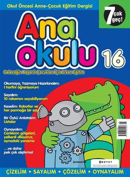 Anaokulu Sayı: 16 Anne - Çocuk Eğitim Dergisi.pdf