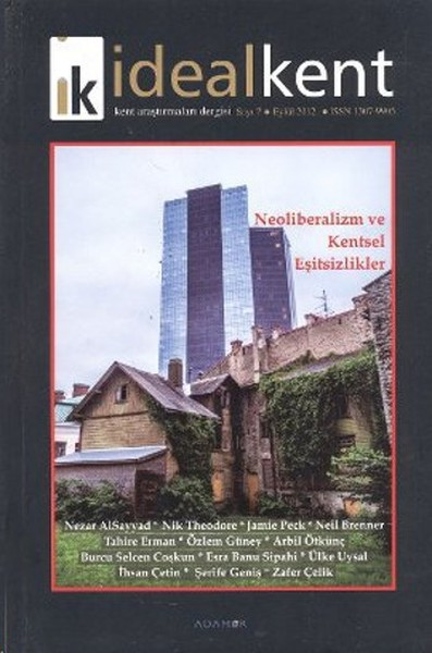 Kent Araştırmaları Dergisi Sayı 7.pdf