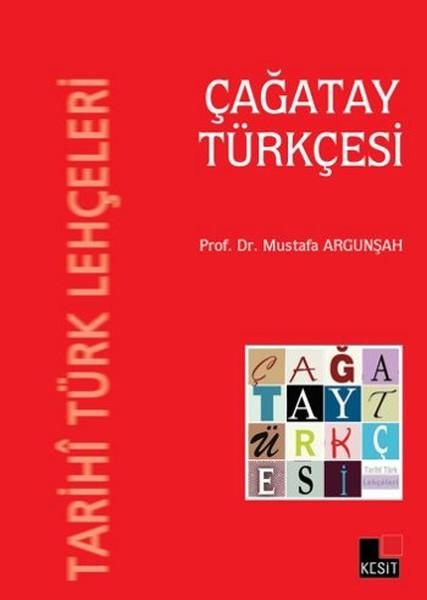 Tarihi Türk Lehçeleri - Çağatay Türkçesi.pdf