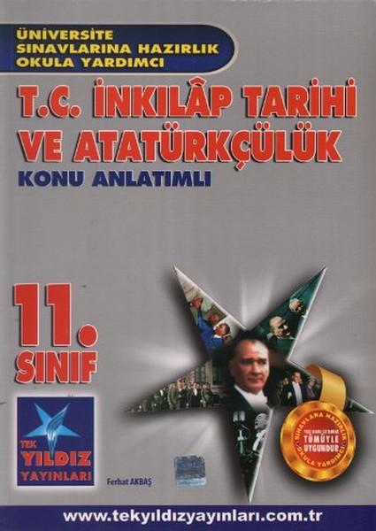 11. Sınıf T.C İnkılap Tarihi ve Atatürkçülük Konu Analtımlı.pdf