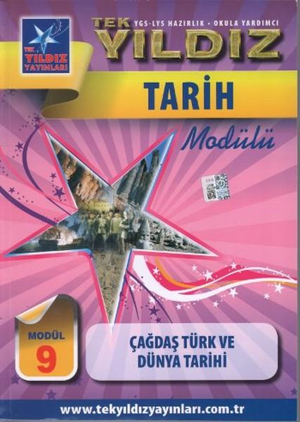 Tarih Modül 9 - Çağdaş Türk ve Dünya Tarihi.pdf