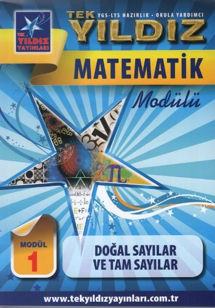 Matematik Modül 1 - Doğal Sayılar ve Tam Sayılar.pdf