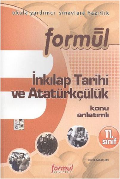 Formül 11. Sınıf T.C. İnkılap Tarihi ve Atatürkçülük Konu Anlatımlı.pdf