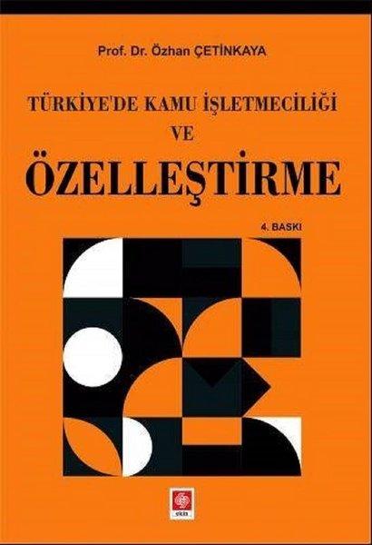 Türkiyede Kamu İşletmeciliği ve Özelleştirme.pdf