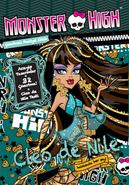 Monster High Cleo De Nilehakkında Her Şey.pdf