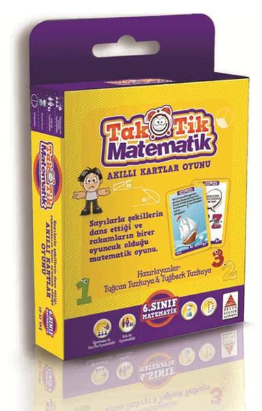 6. Sınıf Taktik Matematik Akıllı Kartlar Oyunu.pdf
