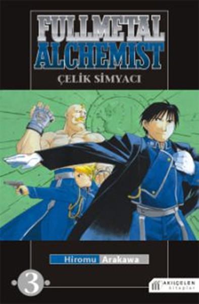 Fullmetal Alchemist - Çelik Simyacı 3.pdf