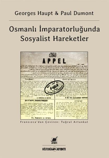 Osmanlı İmparatorluğunda Sosyalist Hareketler.pdf