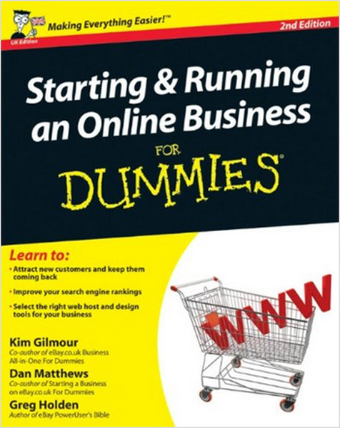 Starting and Running an Online Business For Dummies.pdf