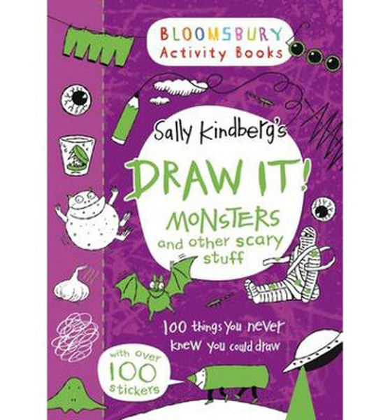 Draw It! Monsters and other scary stuff (Bloomsbury Activity Books).pdf