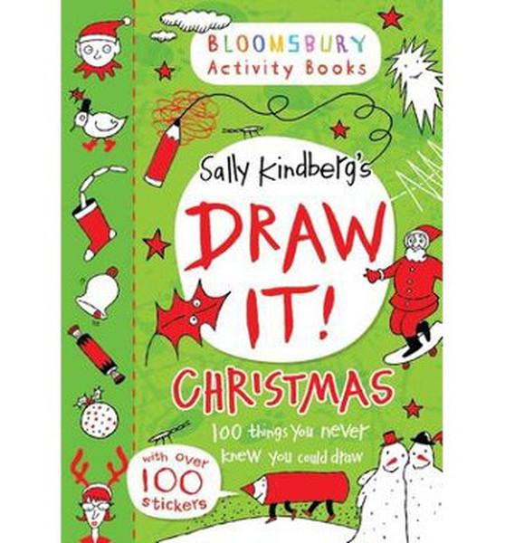 Draw It: Christmas (Bloomsbury Activity Books).pdf