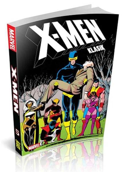 X-Men Klasik - Sayı 5.pdf