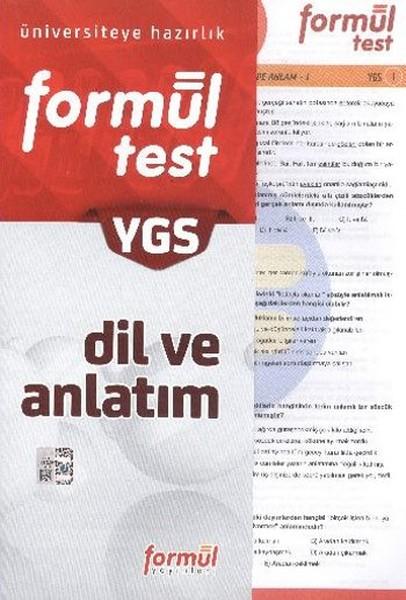 Formül YGS Dil ve Anlatım Test.pdf