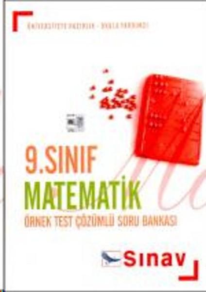9. Sınıf Matematik Örnek Test Çözümlü Soru Bankası.pdf