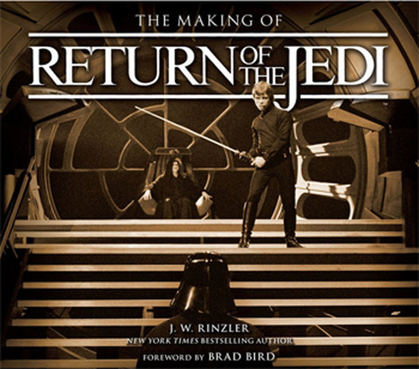 The Making of Return of the Jedi: The Definitive Story Behind the Film.pdf