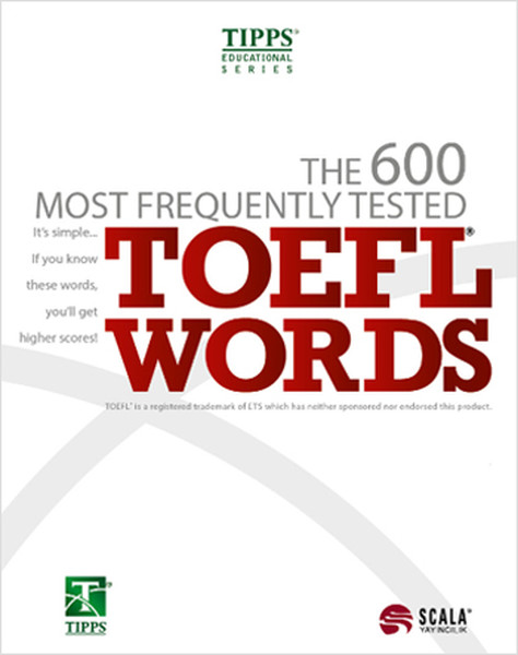 The 600 Most Frequently Tested TOEFL Words.pdf