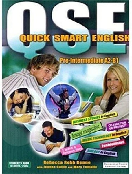 Quick Smart English A2-B1 Students Book +2 CDs (Pre-Intermediate).pdf