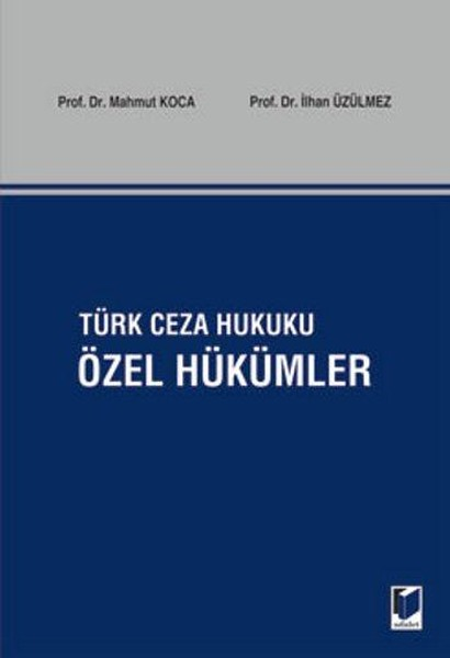 Türk Ceza Hukuku - Özel Hükümler.pdf