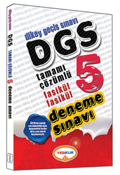 Yediiklim 2014 DGS Tamamı Çözümlü 5 Fasikül Deneme Sınavı.pdf