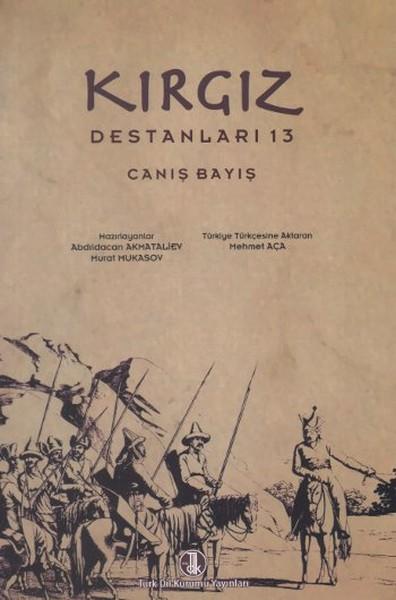 Kırgız Destanları 13: Canış Bayış.pdf