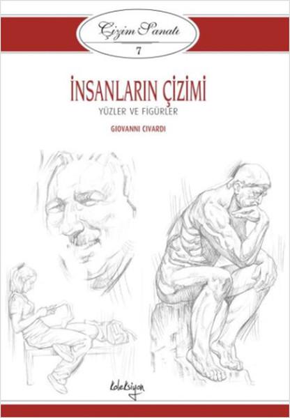 çizim Sanatı 7 Insanların çizimi Giovanni Civardi Fiyatı