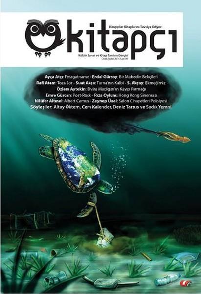 Kitapçı - Kültür Sanat ve Kitap Tanıtım Dergisi (Ocak - Şubat 2014) Sayı:9.pdf