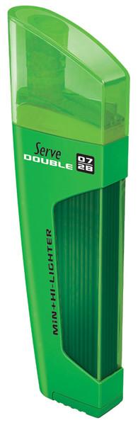 Serve Double Min 0,7 2B + Fosforlu Kalem Yesil - Fmy 07