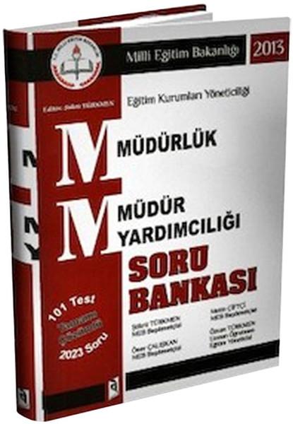 Asil Müdürlük Müdür Yardımcılığı Soru Bankası 2013.pdf