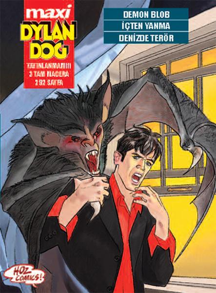 Maxi Dylan Dog Maxi 8 : Demon Blob - İçten Yanma - Denizde Terör.pdf