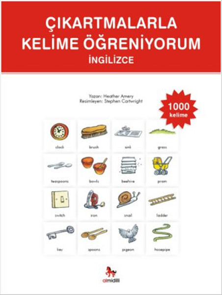 Çıkartmalarla Kelime Öğreniyorum - İngilizce 1000 Kelime.pdf