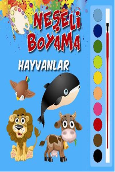 Neşeli Boyama Hayvanlar.pdf