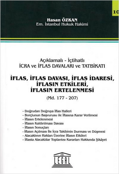 İflas, İflas Davası, İflas İdaresi, İflasın Ertelenmesi- Seri 10.pdf