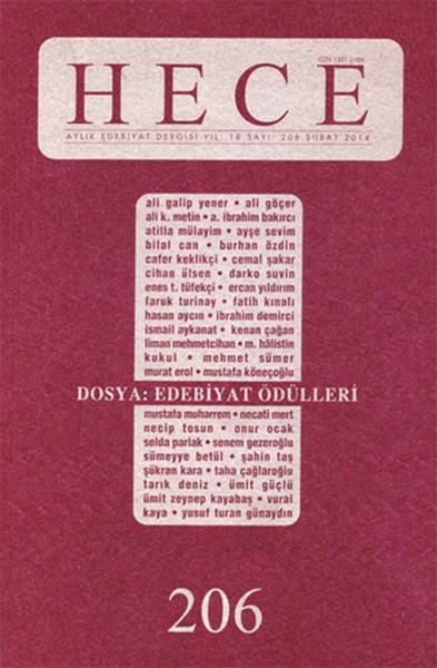 Hece Aylık Edebiyat Dergisi Sayı: 206.pdf