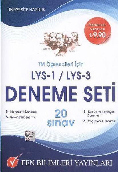 TM Öğrencileri İçin LYS - 1 / LYS - 3 Deneme Seti.pdf