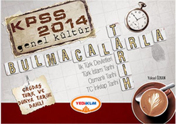 Yediiklim KPSS Genel Kültür  Bulmacalarla Tarih 2014.pdf