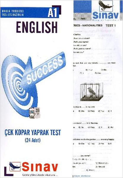A1 English Success Çek Kopar Yaprak Test (24 Adet).pdf