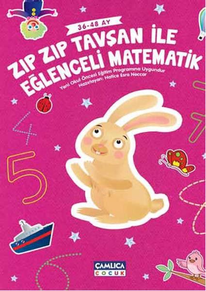 Zıpzıp Tavşan ile Eğlenceli Matematik (36 - 48 Ay).pdf