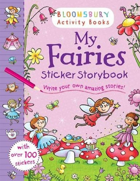 My Fairies Sticker Storybook (Bloomsbury Activity Books).pdf