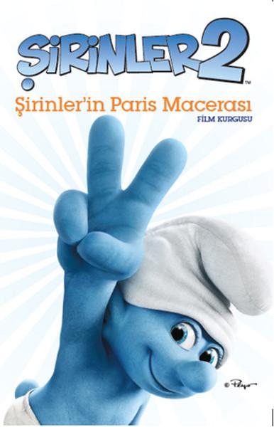 Şirinlerin Paris Macerası -Şirinler 2.pdf