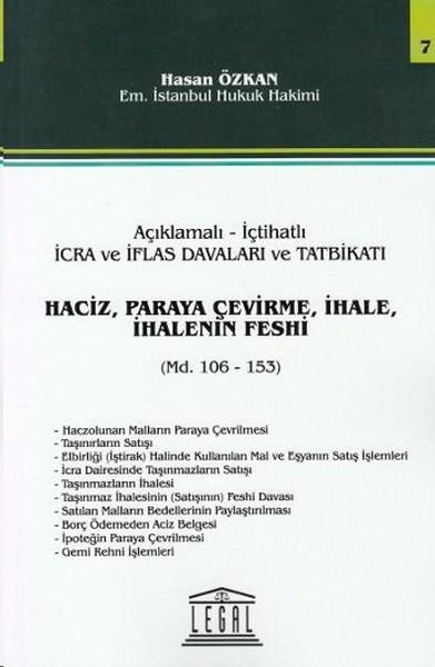 Haciz, Paraya Çevirme, İhale, İhalenin Feshi - Seri 7.pdf