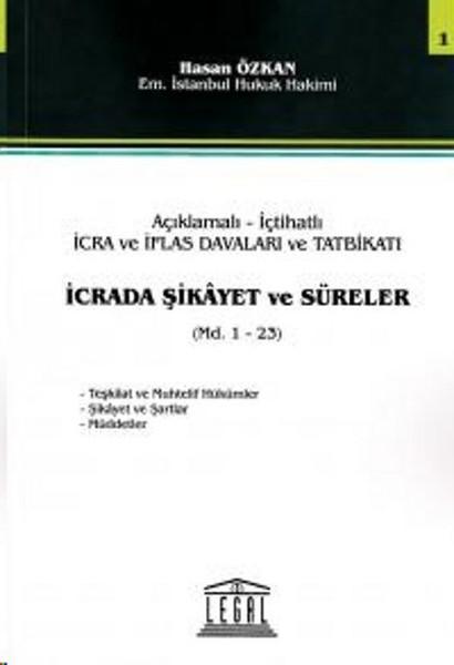 İcrada Şikayet ve Süreler- Seri 1.pdf