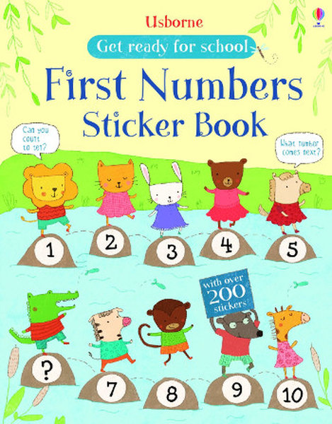 First Numbers Sticker Book (Get Ready for School Sticker Books).pdf