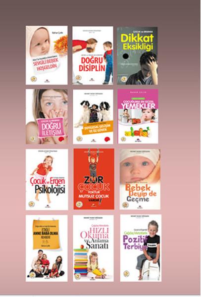 Doğumdan Ergenliğe Çocuk Gelişimi ve Eğitimi (12 Kitap).pdf