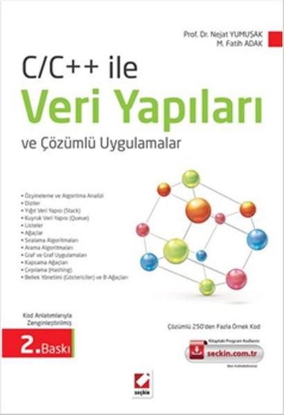 C/C++ ile Veri Yapıları ve Çözümlü Uygulamalar.pdf