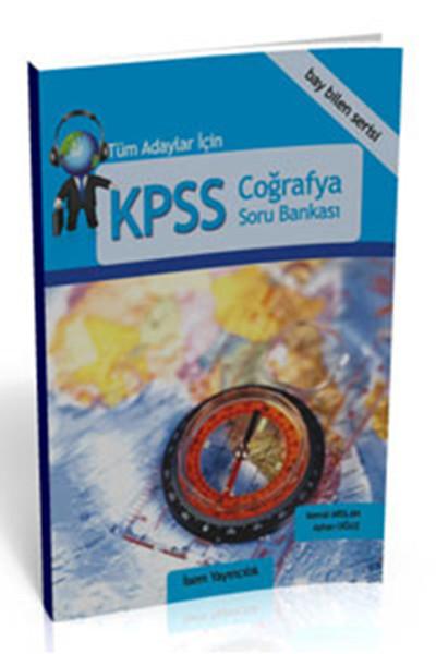 İsem KPSS Coğrafya Soru Bankası 2014 - Bay Bilen Serisi.pdf