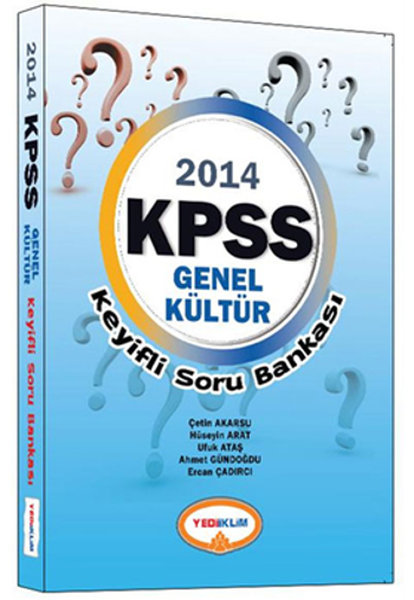 Yediiklim KPSS Genel Kültür Keyifli Soru Bankası 2014.pdf