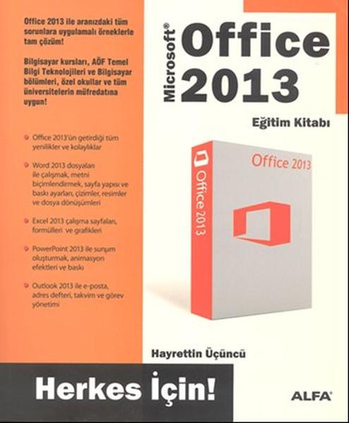 Microsoft Office 2013 Eğitim Kitabı.pdf
